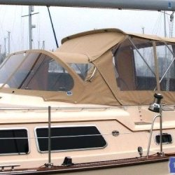 Island Packet 485 Bimini Conversion_8
