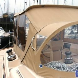 Island Packet 485 Bimini Conversion_2