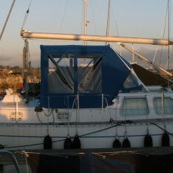 Oyster 406 Bimini Conversion_10