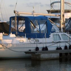 Oyster 406 Bimini Conversion_12
