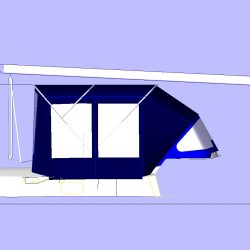 Oyster 406 Bimini Conversion_4