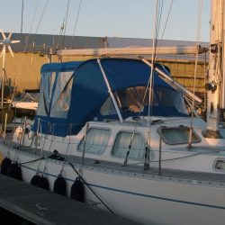 Oyster 406 Bimini Conversion_9