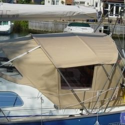 Southery 35rs, Bimini conversion_5