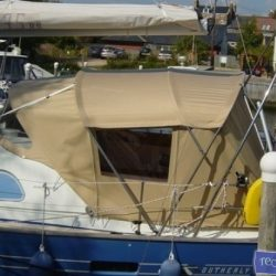 Southery 35rs, Bimini conversion_6