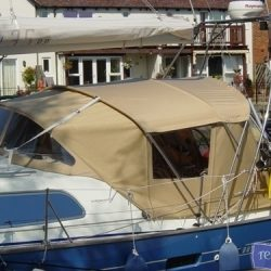 Southery 35rs, Bimini conversion_1