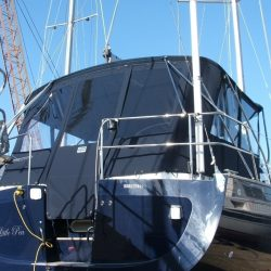 Southerly 38 Bimini Conversion_4