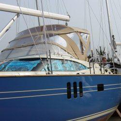 Southerly 420 Bimini Conversion_8