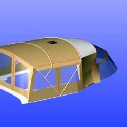 Westerly 49 Bimini Conversion_8