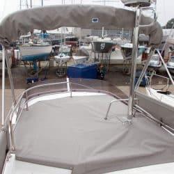 Beneteau Swift Trawler ST 30, Flybridge Bimini_5