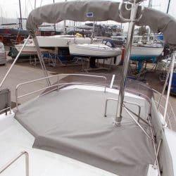 Beneteau Swift Trawler ST 30, Flybridge Bimini_7