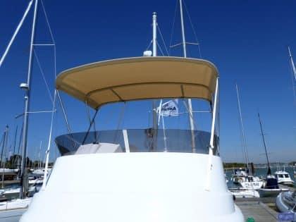 Beneteau Swift Trawler ST 34, Flybridge Bimini_1