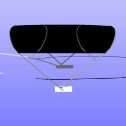 BMB 420 Virtess 420 Flybridge Bimini_10