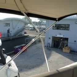 BMB 420 Virtess 420 Flybridge Bimini_4