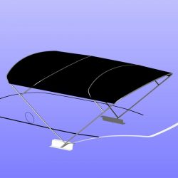 BMB 420 Virtess 420 Flybridge Bimini_8