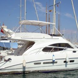 Sealine 42/5 Bimini, supplied self fit_1
