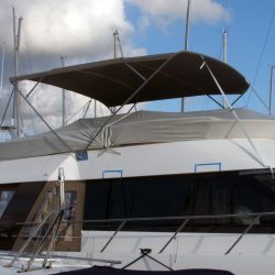 Sealine F46 Flybridge Bimini, Tecsew design_2