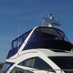 Sealine T50 Flybridge Bimini and Bimini Conversion_4