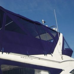 Sealine T50 Flybridge Bimini and Bimini Conversion_5