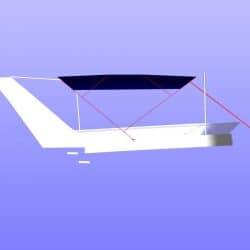 Trader Tarquin 635 Flybridge Bimini_14