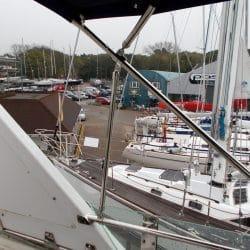Trader Tarquin 635 Flybridge Bimini_5
