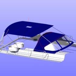 Bavaria Cruiser 45 Style Bimini_16
