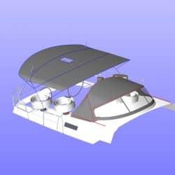Bavaria Cruiser 51 Bimini_3
