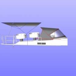 Bavaria Cruiser 51 Bimini_5