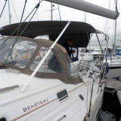 Beneteau Oceanis 331 Bimini, LACEWING_1