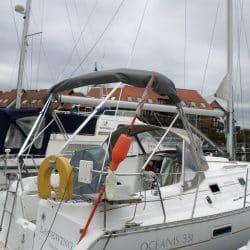 Beneteau Oceanis 331 Bimini, LACEWING_10