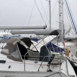 Beneteau Oceanis 331 Bimini, LACEWING_5
