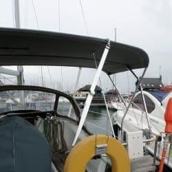 Beneteau Oceanis 331 Bimini, LACEWING_6