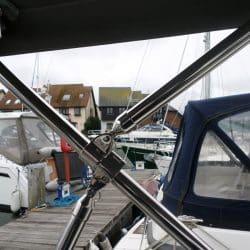 Beneteau Oceanis 331 Bimini, LACEWING_7