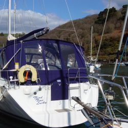 Beneteau Oceanis 393 Bimini, with optional conversion_1