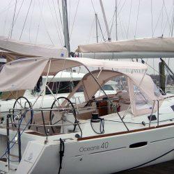 Beneteau Oceanis 40 Bimini_4