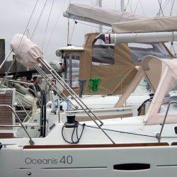 Beneteau Oceanis 40 Bimini_6