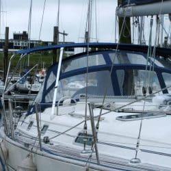 Beneteau Oceanis 411 new design Bimini_3