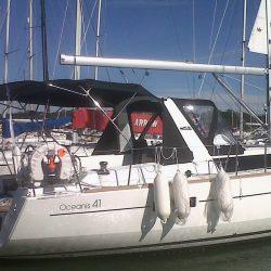 Beneteau Oceanis 41 Bimini_3