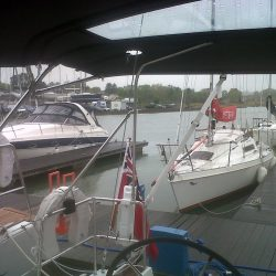 Beneteau Oceanis 41 Bimini_4