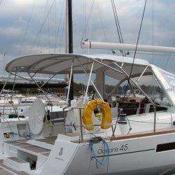Beneteau Oceanis 45 Bimini _3
