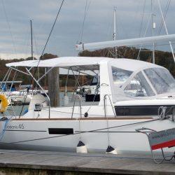 Beneteau Oceanis 45 Bimini _6