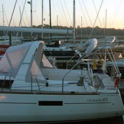 Beneteau Oceanis 45 Bimini _7