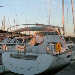 Beneteau Oceanis 45 Bimini _8