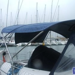 Beneteau Oceanis 461 bimini_1