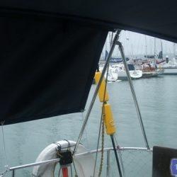 Beneteau Oceanis 461 bimini_2