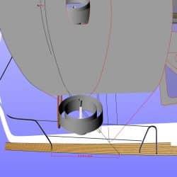 Beneteau Oceanis 46 Bimini, 2019 redesign_18