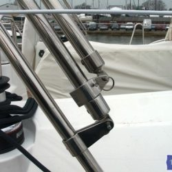 Beneteau Oceanis 46 bimini with optional zipped aft extension_3
