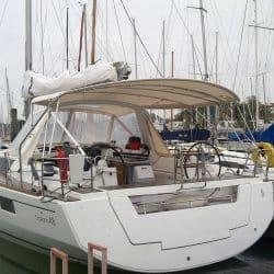 Beneteau Oceanis 48 Bimini_1