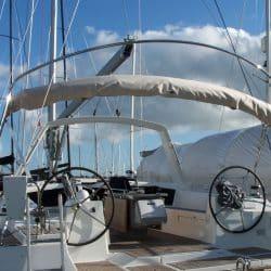 Beneteau Oceanis 48 Bimini_10