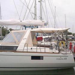 Beneteau Oceanis 48 Bimini_5