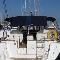 Beneteau Oceanis 50, 2006 model, Bimini _1